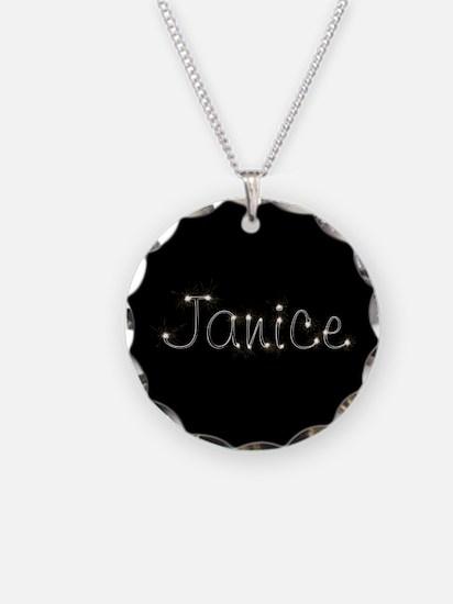 Janice Spark Necklace