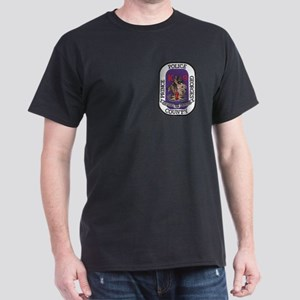 Prince Georges k9 Bomb Black T-Shirt