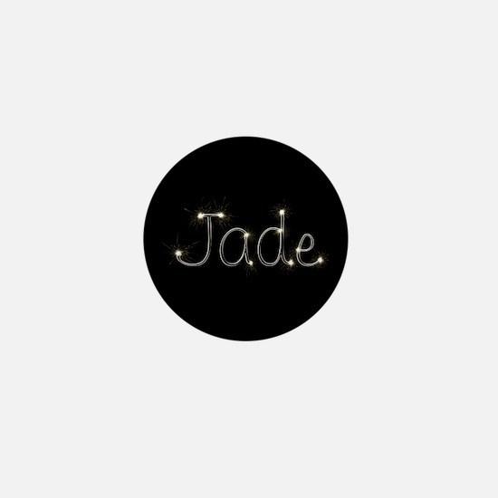 Jade Spark Mini Button