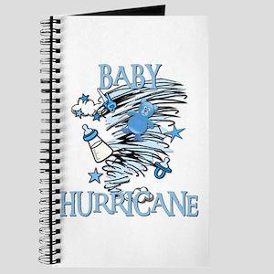 BABY HURRICANE Journal