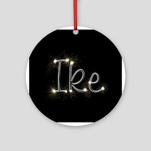 Ike Spark Ornament (Round)