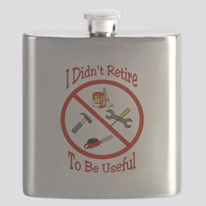 I didnt retire to be useful Flask
