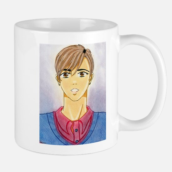 Michael Yoons School Photograph Mug