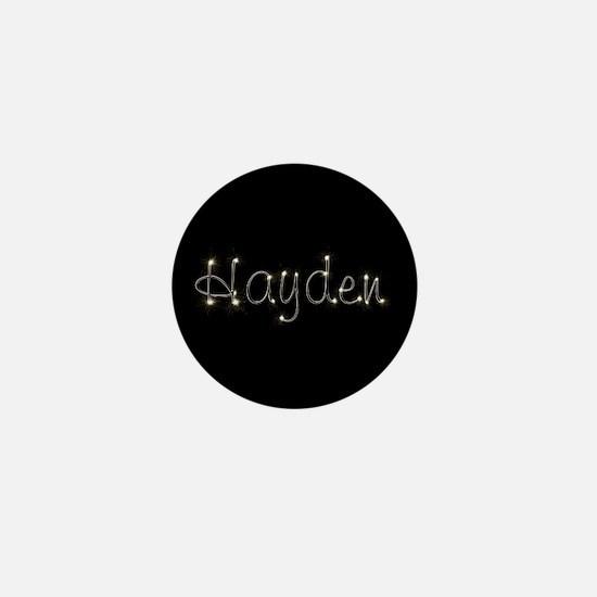 Hayden Spark Mini Button