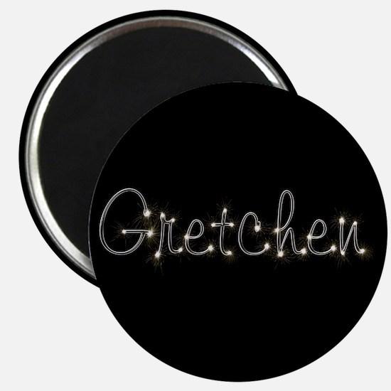 Gretchen Spark Magnet