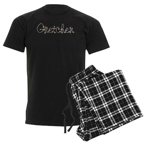 Gretchen Spark Men's Dark Pajamas