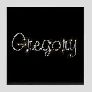 Gregory Spark Tile Coaster