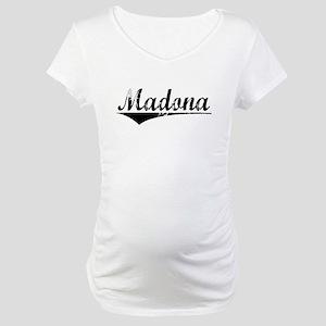 Madona, Aged, Maternity T-Shirt