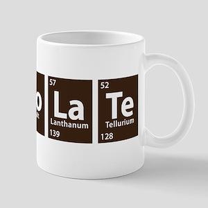Chocolate periodic table gifts cafepress chote mug urtaz Choice Image
