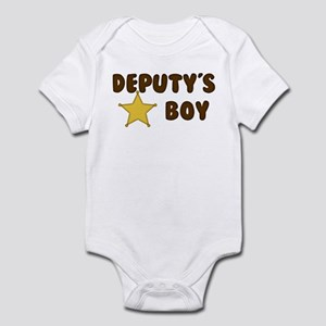 Deputy's Boy Infant Creeper