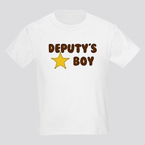 Deputy's Boy Kids T-Shirt