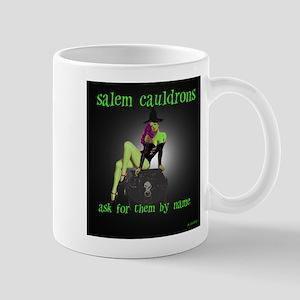 salemcauldrons1 Mug