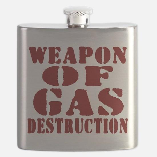 Weapon of Gas Destruction Flask