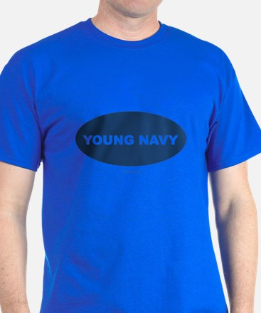 Young Navy T-Shirt