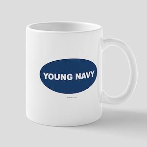 Young Navy Mug