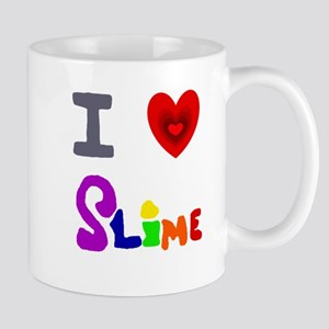 I love Slime Art Mugs