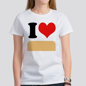 I heart twinkies Women's T-Shirt