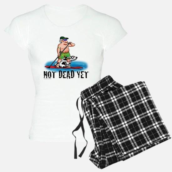 Paddle Board Grampy Pajamas