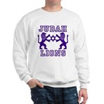 18 Lions of Judah Sweatshirt
