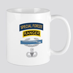SF Ranger CIB Airborne Master Mug