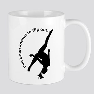 I've been known to flip out. Mug