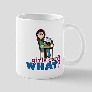 Computer Geek - Light Mug
