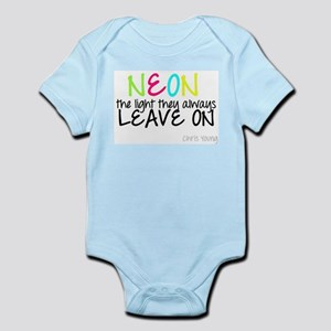 Neon Infant Bodysuit