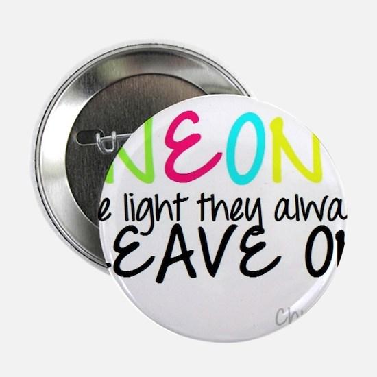 """Neon 2.25"""" Button"""