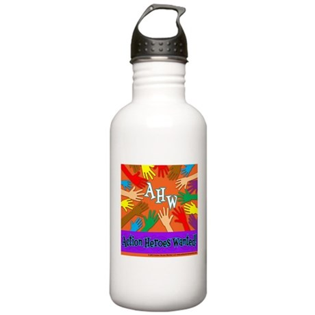 Kindness Beyond Colors Stainless Water Bottle 1.0L