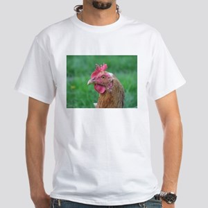 You Talking to Me White T-Shirt