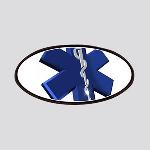 Star of Life Logo Patches