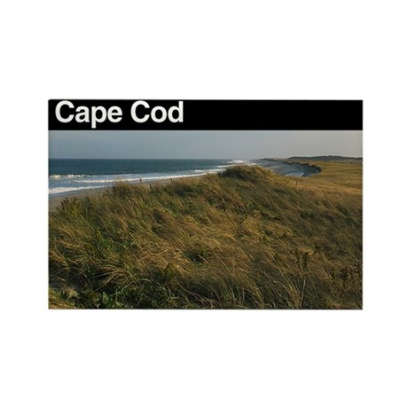 Cape Cod NS Rectangle Magnet