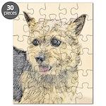 Norwich Terrier Puzzle