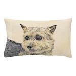 Norwich Terrier Pillow Case