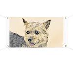 Norwich Terrier Banner