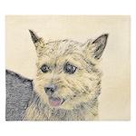 Norwich Terrier King Duvet