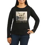 Norwich Terrier Women's Long Sleeve Dark T-Shirt