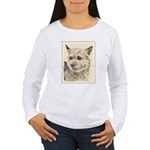 Norwich Terrier Women's Long Sleeve T-Shirt
