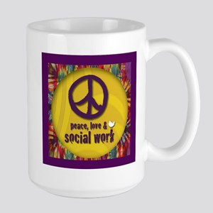PeaceButton Mugs
