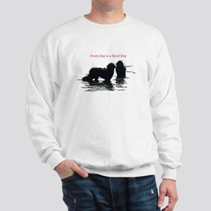 Every day is a Newf Day Sweatshirt