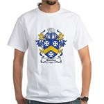 Barclay Coat of Arms White T-Shirt