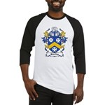 Barclay Coat of Arms Baseball Jersey
