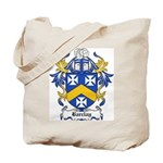 Barclay Coat of Arms Tote Bag