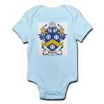 Barclay Coat of Arms Infant Creeper
