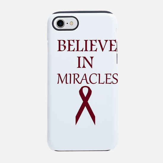Multiple Myeloma Miracles iPhone 7 Tough Case