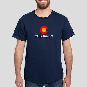 CO - Colorado Dark T-Shirt
