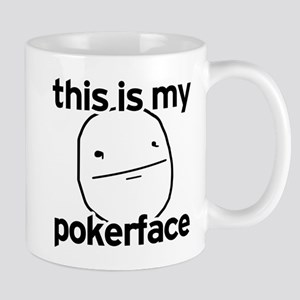 this is my pokerface Mug