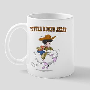 Future Rodeo Rider Mug