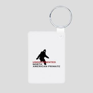Undocumented North American Primate Aluminum Photo