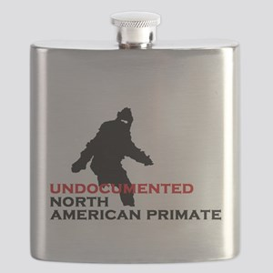 Undocumented North American Primate Flask